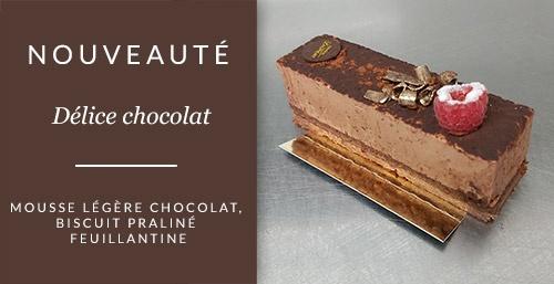 illustration : NOUVEAU : D�lice chocolat